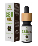 HEMP KING CBD Oil Natural Plus 10% 10 ml