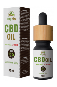 CBD Oil Natural Strong