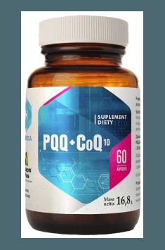 PQQ + CoQ10