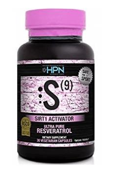 S(9) Resveratrol 600mg