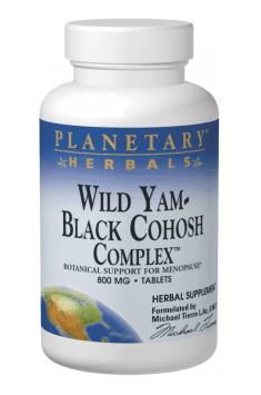 Wild Yam Black Cohosh Complex