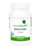 SEEKING HEALTH Active Folate 60 pastylek