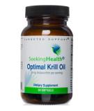 SEEKING HEALTH Optimal Krill Oil 60 kaps.