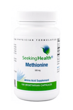 Methionine 500mg