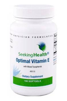 Optimal Vitamin E 400IU