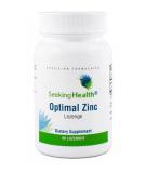SEEKING HEALTH Optimal Zinc 60 pastylek