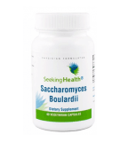 SEEKING HEALTH Saccharomyces Boulardii 60 kaps.