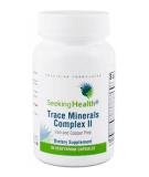 SEEKING HEALTH Trace Minerals Complex II 30 kaps.