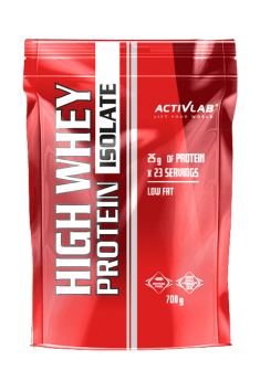 High Whey Protein Isolate