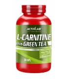 ACTIVLAB L-Carnitine Green Tea 60 kaps.