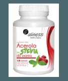 ALINESS Acerola ze stevią 120 tab.