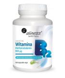 ALINESS Witamina B12 Methylcobalamin 900mcg 100 kaps.