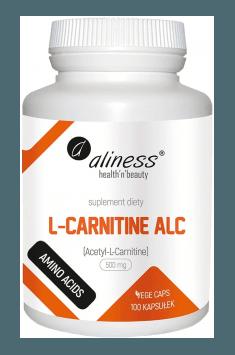 L-Carnitine ALC 500mg