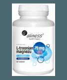 ALINESS L-Treonian magnezu 75mg 60 tab.