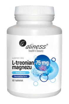 L-Treonian magnezu 75mg