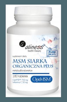 MSM Siarka Organiczna Plus