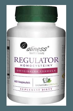 Regulator Homocysteiny