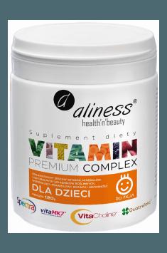 Premium Vitamin Complex dla Dzieci