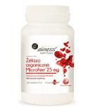 ALINESS Żelazo Organiczne MicroFerr 25mg 100 tab.