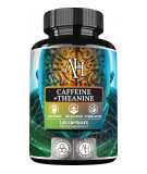 APOLLO'S HEGEMONY Caffeine + Theanine 120 kaps.