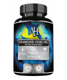 APOLLO'S HEGEMONY Diamond Fish Oil 120 kaps.