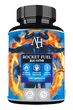 Rocket Fuel Blue Edition