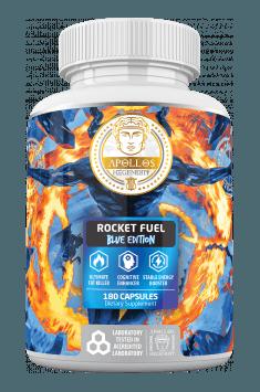 Rocket Fuel Blue Edition