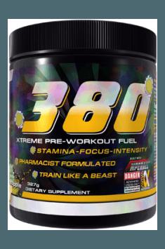 380 Preworkout
