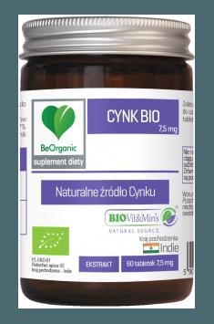 Cynk BIO 7,5mg