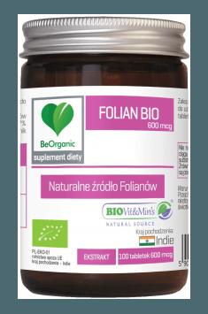 Folian BIO 600mcg