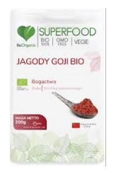 Jagody Goji Bio