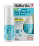 BETTER YOU DLux Infant Wit. D Oral Spray 15 ml