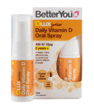 BETTER YOU DLux Junior Wit. D Oral Spray 15 ml