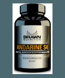 BRAWN Andarine S4 90 kaps.