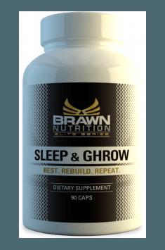 Sleep & Ghrow