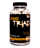 CONTROLLED LABS Orange Triad 270 tab.