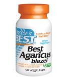 DOCTOR'S BEST Agaricus Blazei 90 kaps.