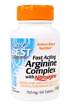 Arginine Complex 750mg