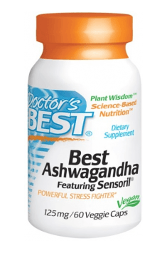 Best Ashwagandha Featuring Sensoril