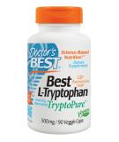 DOCTOR'S BEST L-Tryptophan 500mg 90 kaps.