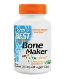 DOCTOR'S BEST Bone Maker 250mg 60 kaps.
