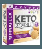 FINAFLEX Keto Kookies Kokosowe 170g