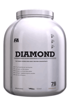 Diamond Hydrolysed Whey Protein