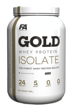 Gold Whey Protein Isolate