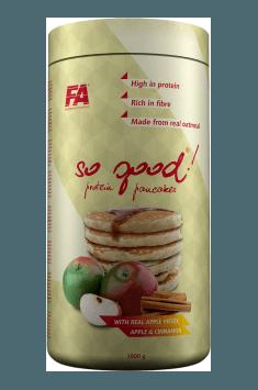 So Good! Protein Pancakes
