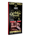 GOLDEN BOW SOLUTIONS Golden Sweetz Czekolada Ciemna 50g