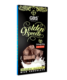 GOLDEN BOW SOLUTIONS Golden Sweetz Czekolada Mleczna 50g