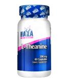 HAYA LABS L-Theanine 200mg 60 kaps.