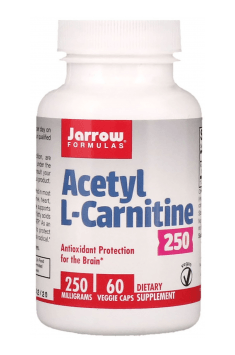Acetyl L-Carnitine 250mg