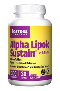 Alpha Lipoic Sustain with Biotin